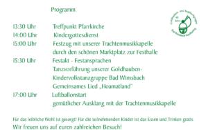 Häubchentreffen in Bad Wimsbach